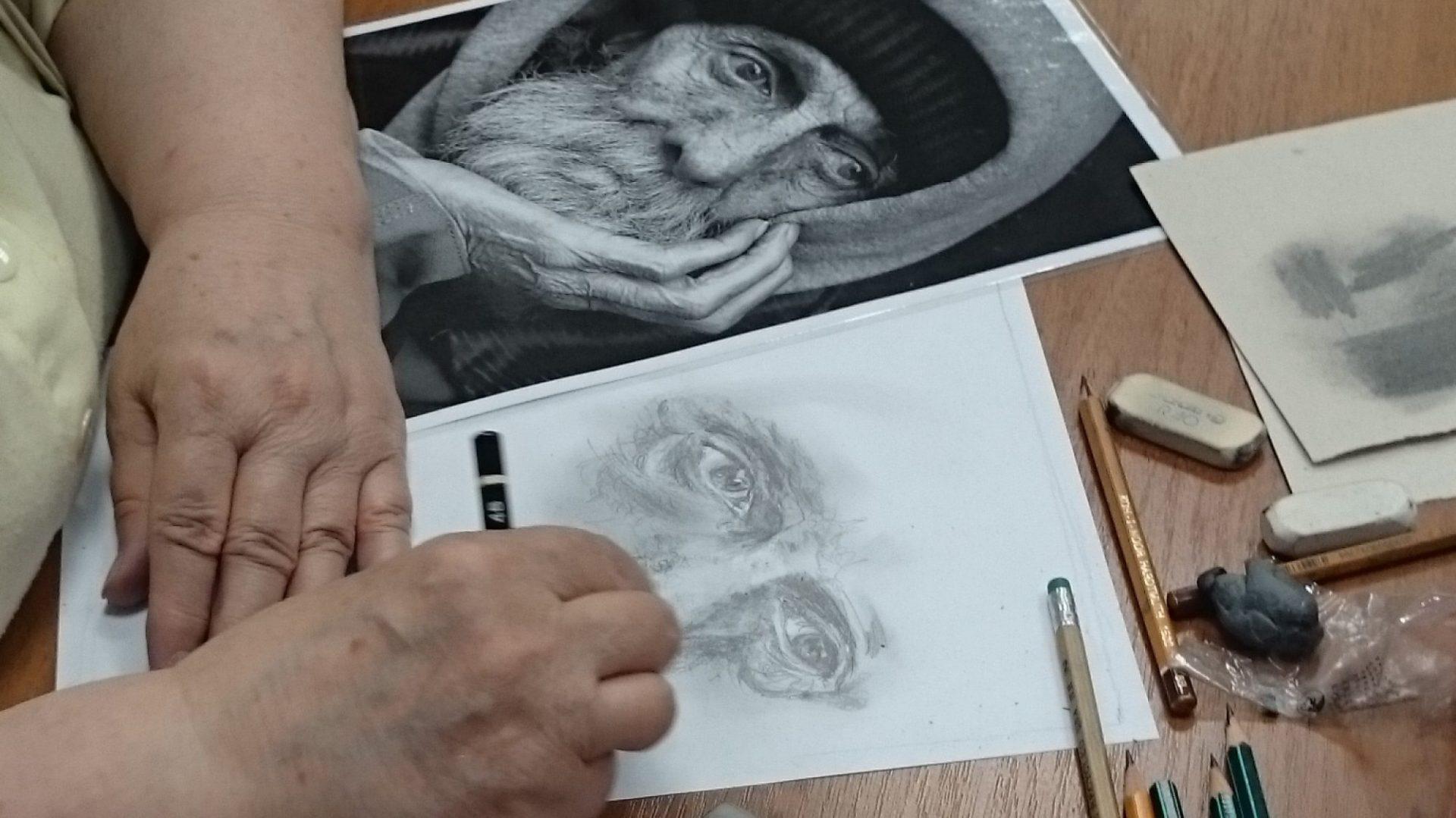 Jobb Agyféltekés rajztanfolyam Berta Szilvivel